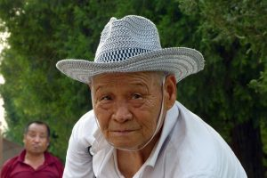 chinese elder male