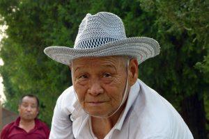 chinese elder male