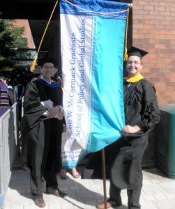 Mccormack graduates