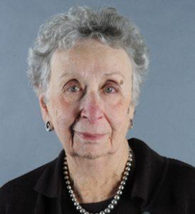 Former Professor and Senior Fellow Elaine Werby