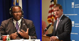 Live Town Hall Conversations with Boston Mayoral Candidates