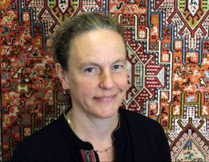Picture of Professor Kathrin Boerner, McCormack Graduate School
