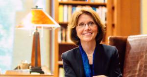 McCormack Graduate School alumna Mary Grant, PhD
