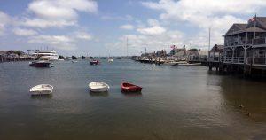Nantucket shoreline