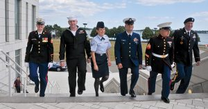 Veterans at UMass Boston