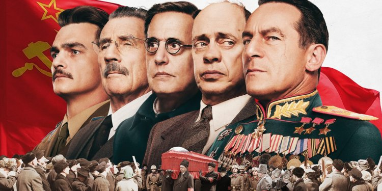 Film Review Friday: The Death of Stalin
