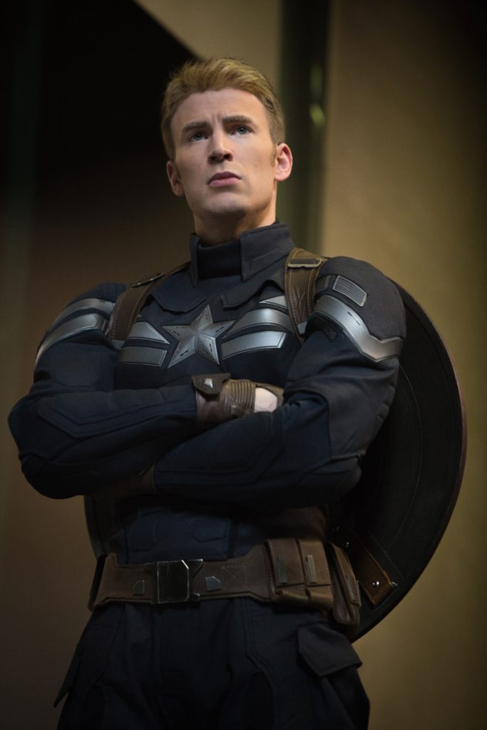 Old Friends Make New Foes: An Analysis of Violence in a Scene from Captain America