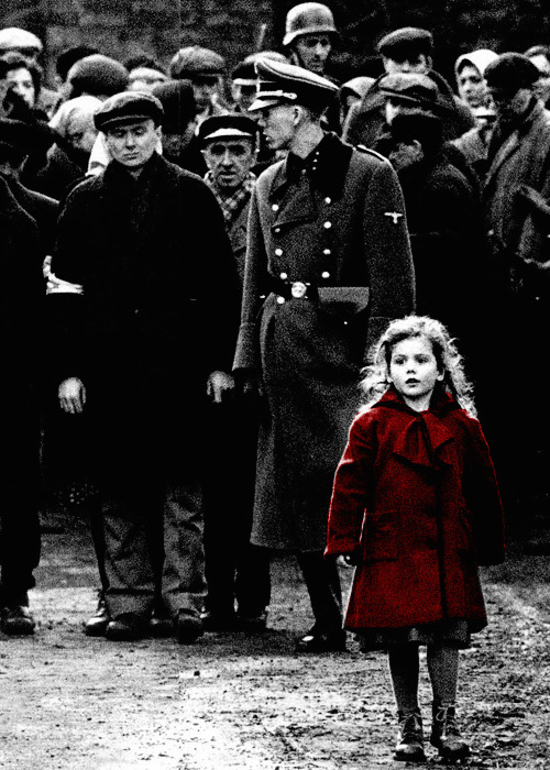 an analysis of schindlers list by steven spielberg Schindler's list opens with a close-up of hands lighting candles and the sound of a hebrew prayer one of the only color scenes in the film, it quickly fades to black and white and brings us to our setting for the majority of the film it is 1939 at the outset of the german forced relocation of polish jews to the.