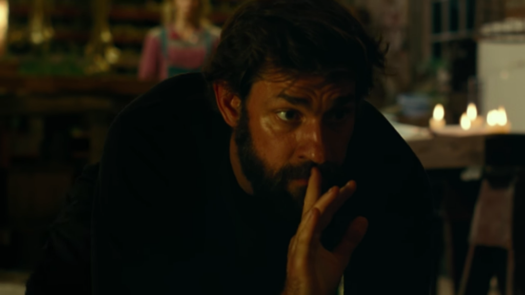 "Wednesday Watch: ""A Quiet Place"" (2018): Krasinski"
