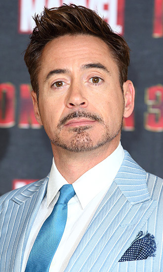 Actor Profile: Robert Downey Jr.