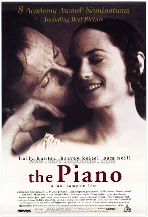 "Sound and Classical Cutting in ""The Piano"" (1993): Campion"
