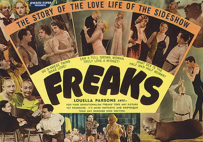 Film Review: Tod Browning's Freaks