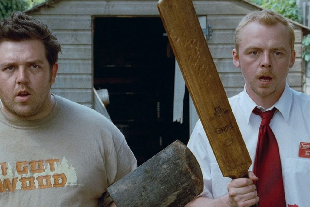 Film Review: Shaun of the Dead