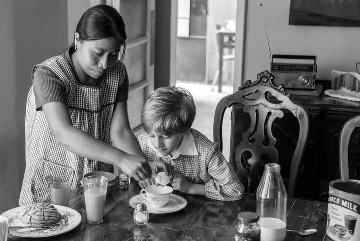 Film Review: ROMA