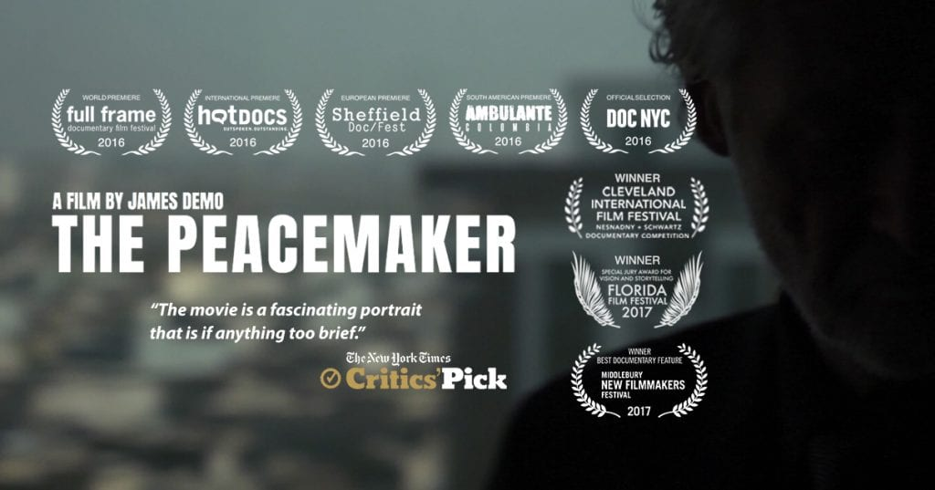 Film Review: James Demo's The Peacemaker