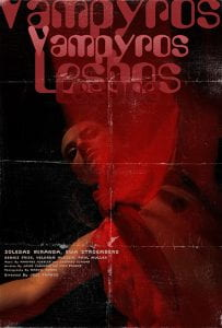 Vampyros Lesbos cover art