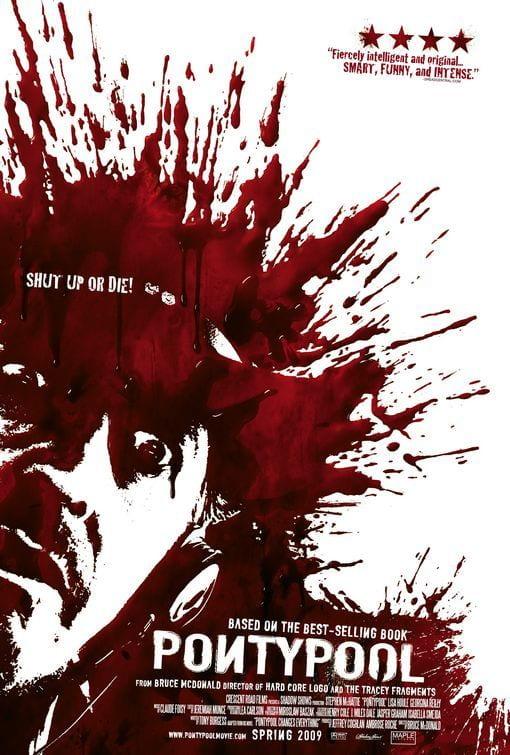 Pontypool movie poster