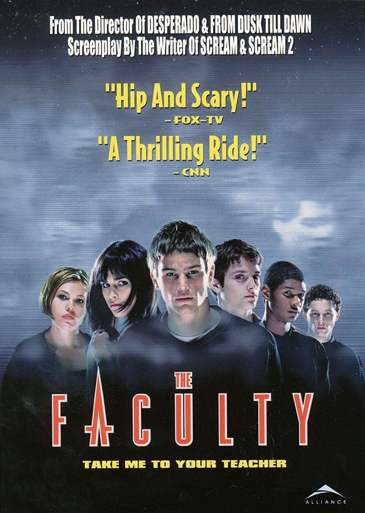 The Faculty: A Really Fun Watch!
