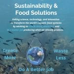 Learn about sustainability for a blue planet