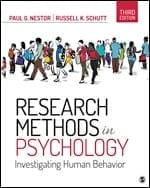 Research Methods in Psychology Investigating Human Behavior: Investigating Human Behavior
