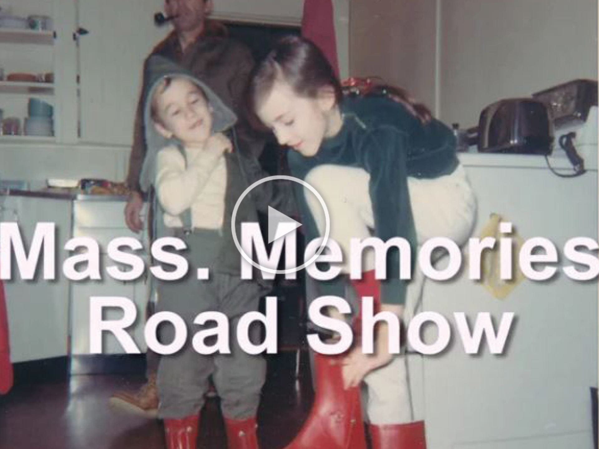 Thumbnail for video about the Mass. Memories Road Show program