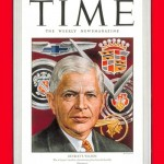 Charlie Wilson, from the cover of Time, 24 January 1949