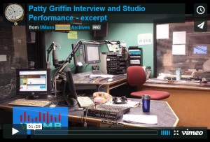 Screenshot for Patty Griffin Interview and Studio Performance