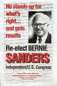 Campaign flyer for U.S. House of Representatives election. [1998]