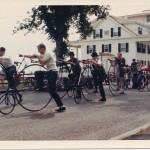 The Wheelmen, at League of American Wheelmen/Charles River Wheelmen Rockport Rally photograph, 1969