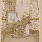 David Porter Vincent, photograph, circa 1880-1899
