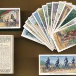 John Player & Sons 1839-1939 Cycling Card Set