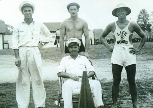Peloquin's Beach, c. 1938.