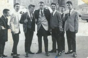 Easter Junior Gems, 1963 ir 1964.