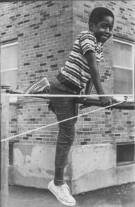 Nate, 1970. Photographer: Deborah Goldberg. Contributor: Deborah Goldberg.