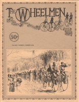 The Wheelmen (first issue), volume 1, number 1, summer 1970
