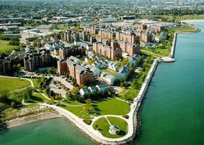 Harbor Point Apartments, ca. 2012