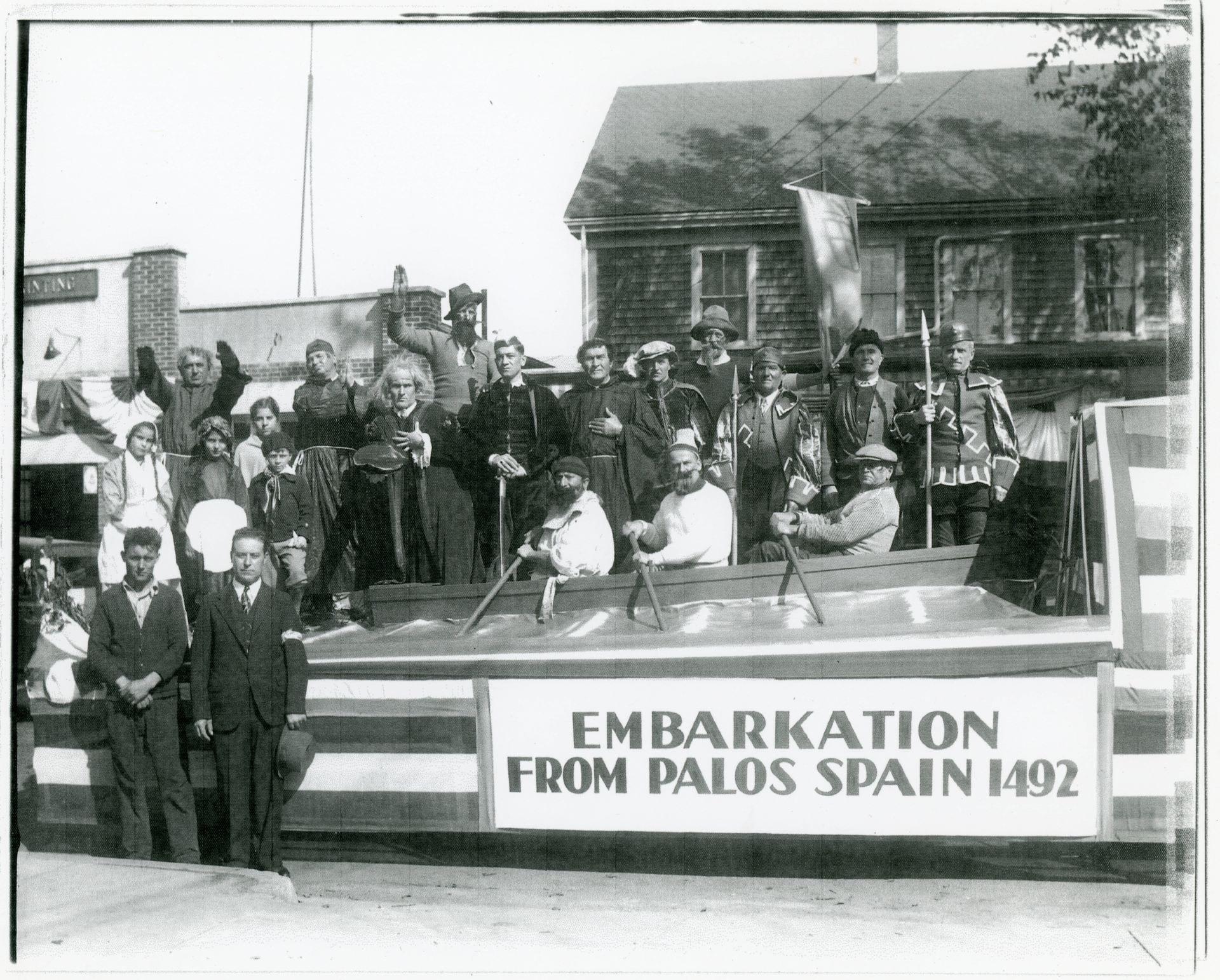 Columbus Day 1934