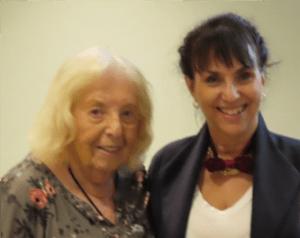 Edith Ginsberg and Sharon Rose