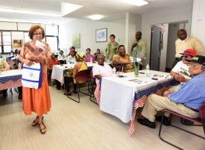 Boston Age Strong Commission advocacy representative Connie Hassan