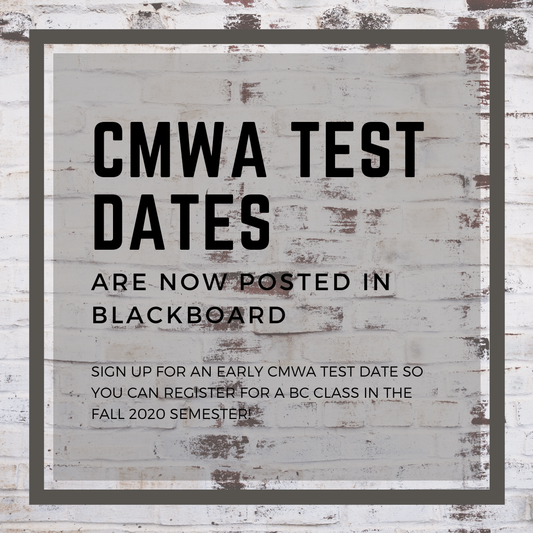 image of promo for signing up for the CMWA