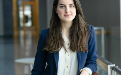 Women rising on the business side of tech companies: Livja Jaho ('14)