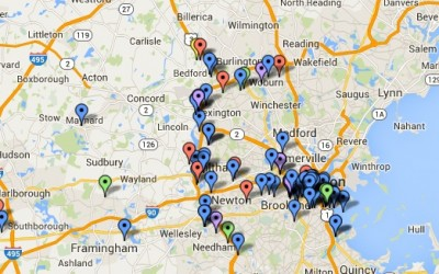 Top Locations for Venture-Backed Life Science Companies in Massachusetts
