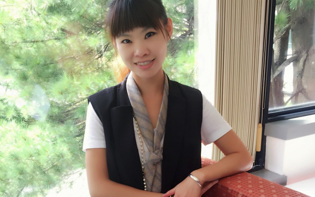 Women Rising in Tech Companies: Jing Jiang ('12)