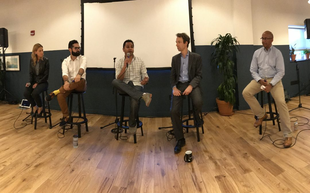 Boston Innovation Leaders Turnout to Support Immigrant Entrepreneurs