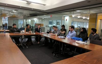 VDC HOSTS HEALTHCARE INNOVATION MBA COURSE