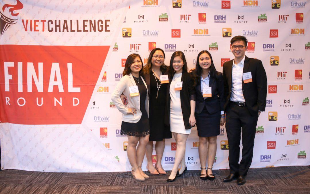 VietChallenge Introduces Vietnamese Entrepreneurs to American Investors