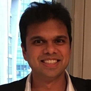 The picture of the post author - Himanshu Agrawal.