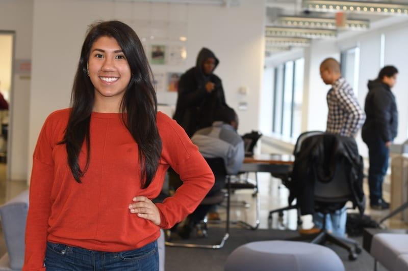 UMass Boston's First Entrepreneur Scholarship Awarded