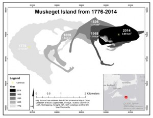 Muskeget Island Stages