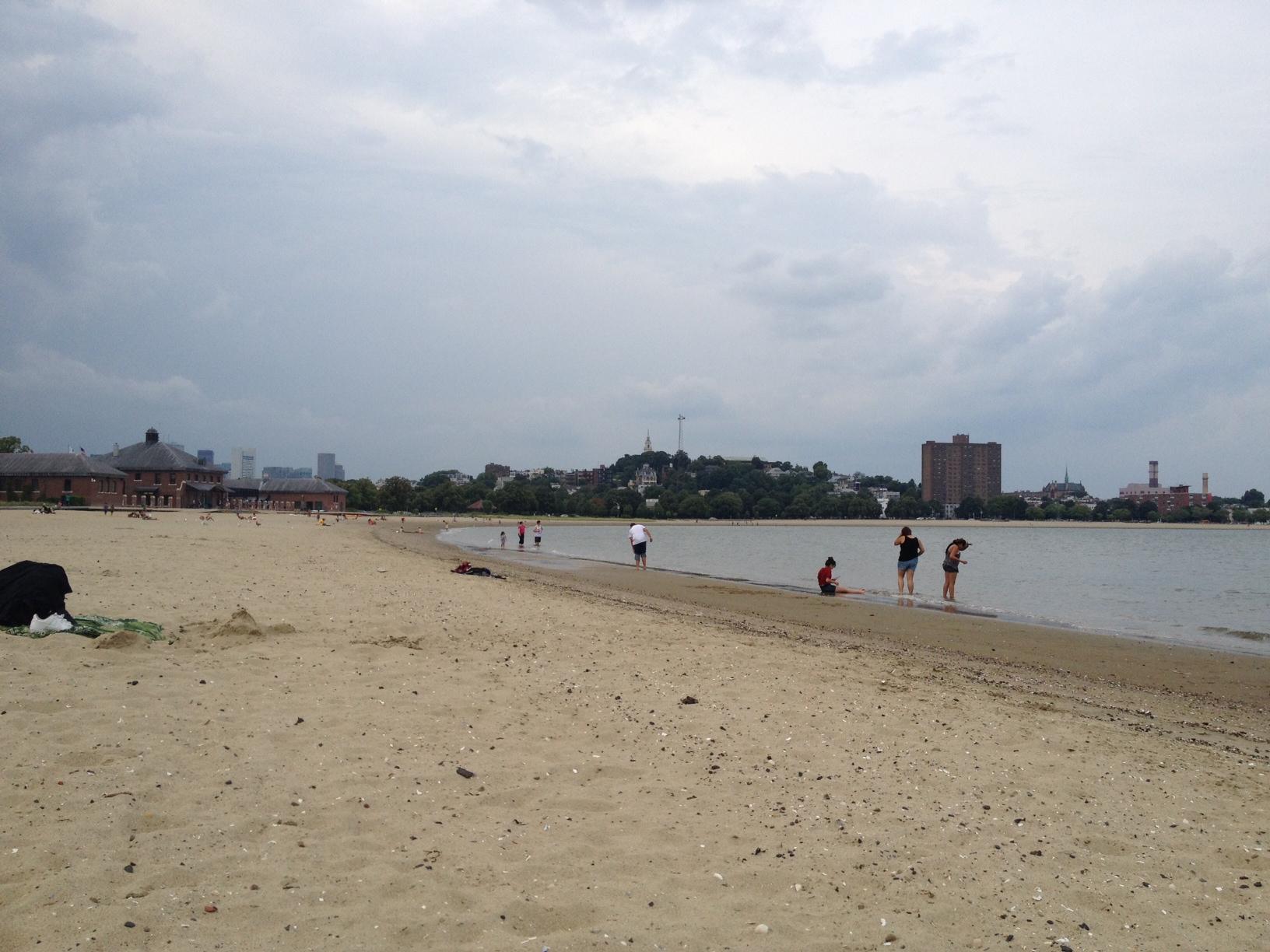 Boston Beach Water Quality